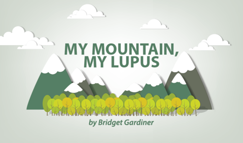 My Mountain, My Lupus column