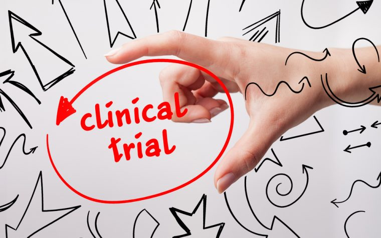 Nektar's clinical trial