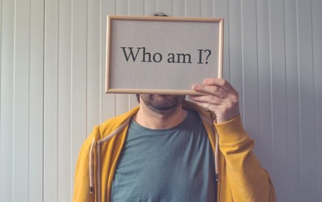 It's Not Easy, But I Have to Figure Out Who I Am
